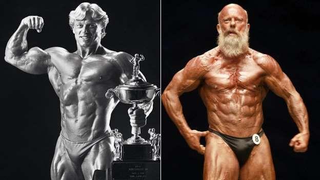 The 8 Oldest Most Jacked Men In The Gym Old Bodybuilder Best Supplements For Men Gym
