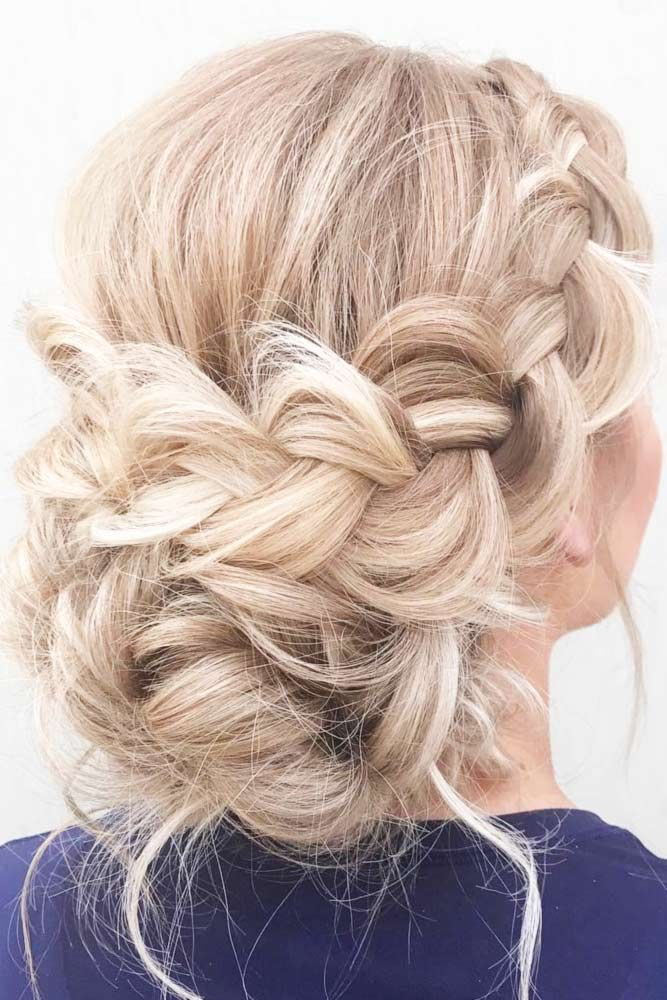 Hairstyles Updos 18 Fun And Easy Updos For Long Hair  Updos Hair Style And Hair Makeup