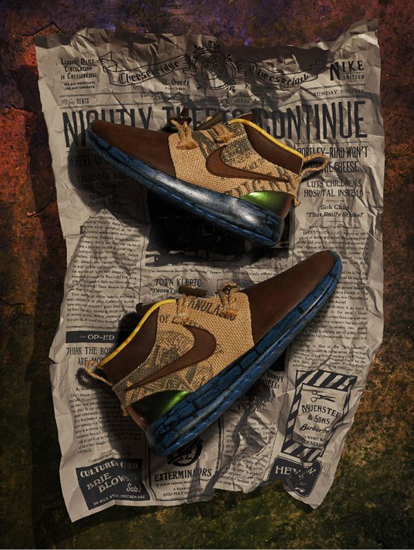 cd955156be02 Nike Is Making Limited Edition Boxtrolls Sneakers