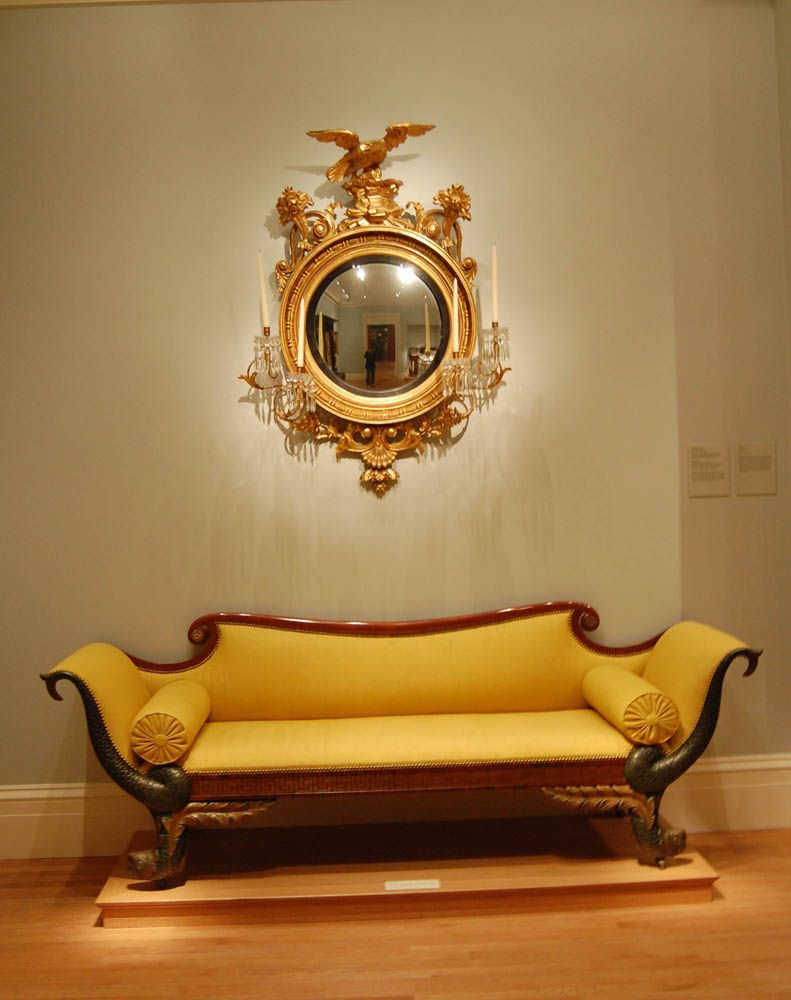 Muebles bonitos muy importante en la decoraci n art deco espejos de pared de mesa y de mano - Art deco decoracion ...