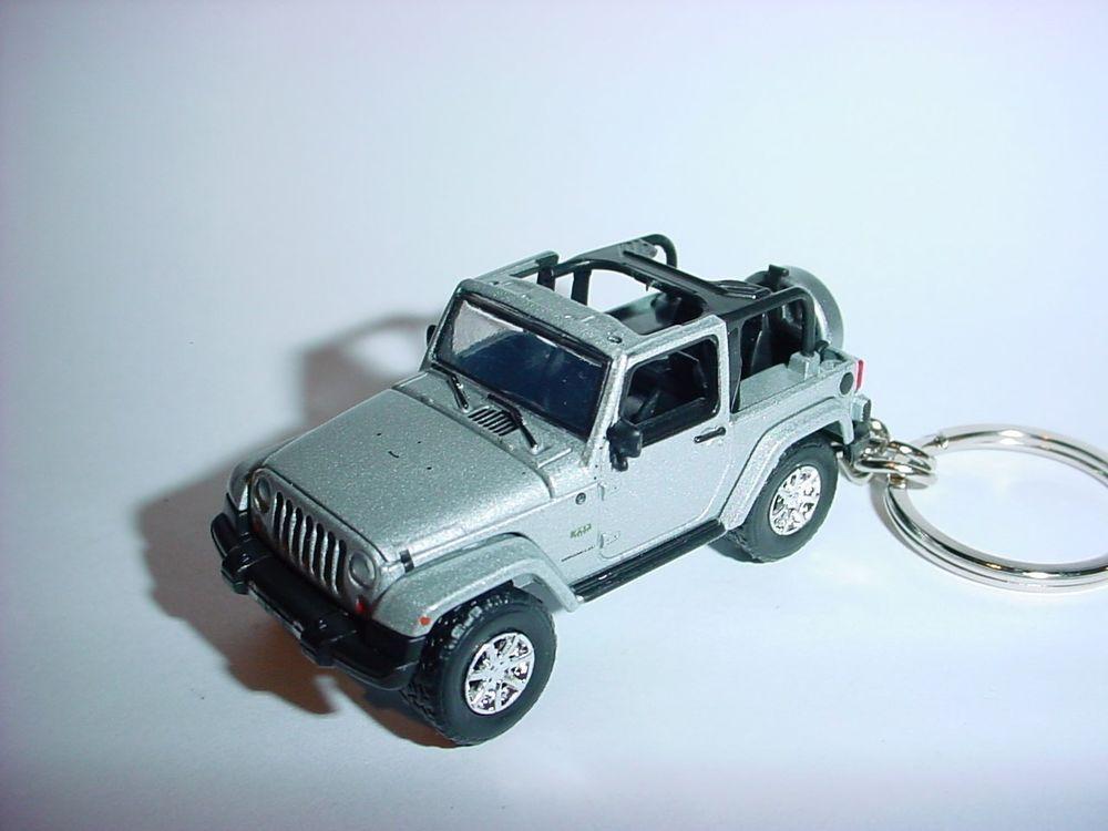 Hot 3d Silver Jeep Wrangler Custom Keychain Keyring Key 4x4 Offroad Sahara 2011 Custom Jeep Wrangler Jeep Wrangler Jeep Keychain