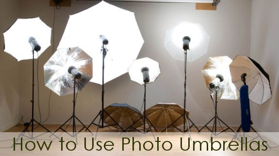 Photography Umbrella Lights