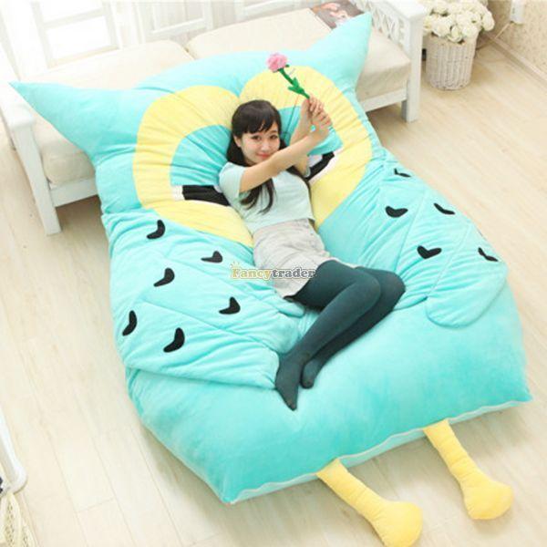 camas de peluche gigante