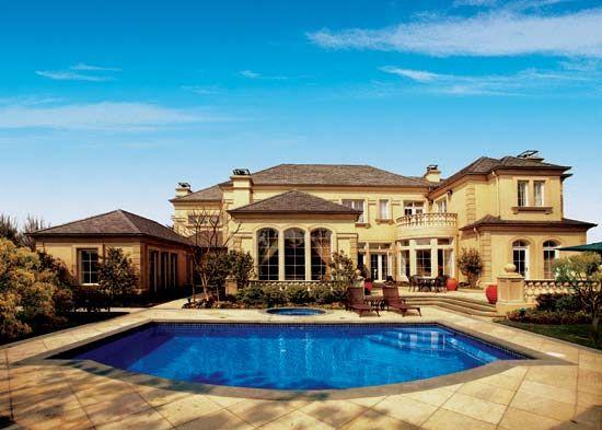 Top Ten Houses In America Of The