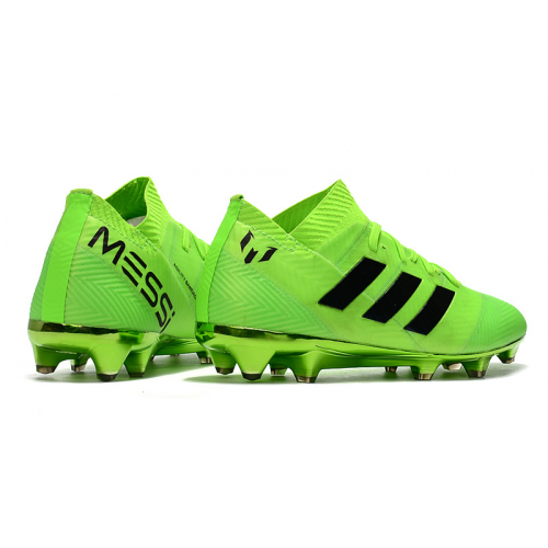 7b2a594fadb AD Nemeziz Messi 18.1 FG Soccer Cleats-Green