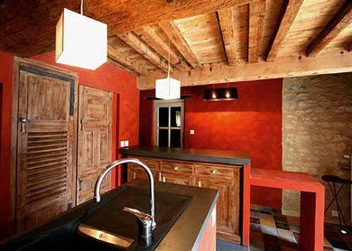 decoration dinterieur de maison rnovation dune maison en pierre proche de - Decoration Maison En Pierre