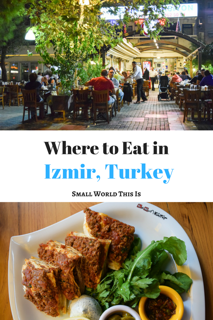 A Guide To Where Find Delicious Food In Izmir Turkey Including Comic Cafe And The Best Late Night Spot For Kebabs Restaurants
