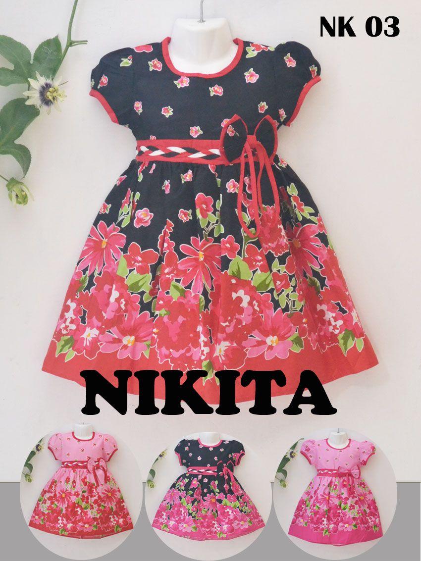 Baju Anak Cewek Korea Style Dress Tutu Blink Tempat Untuk