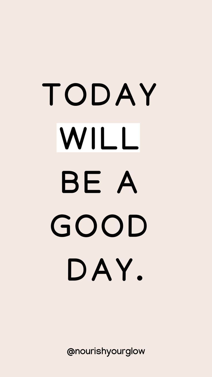 Favourite Daily Affirmations for a more Positive Mindset   Nourish Your Glow