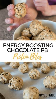 Pre or Post workout these protein bites will rock your world filled with nutrient-rich goodness to h...