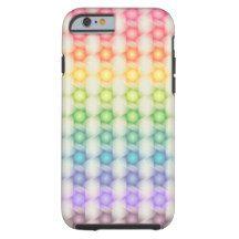 Pastel Weave Background iPhone 6/6s, Tough Tough iPhone 6 Case