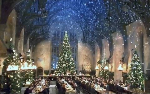 Happy Christmas, Harry! Happy Christmas, Ron! | Harry's Wondrous ...