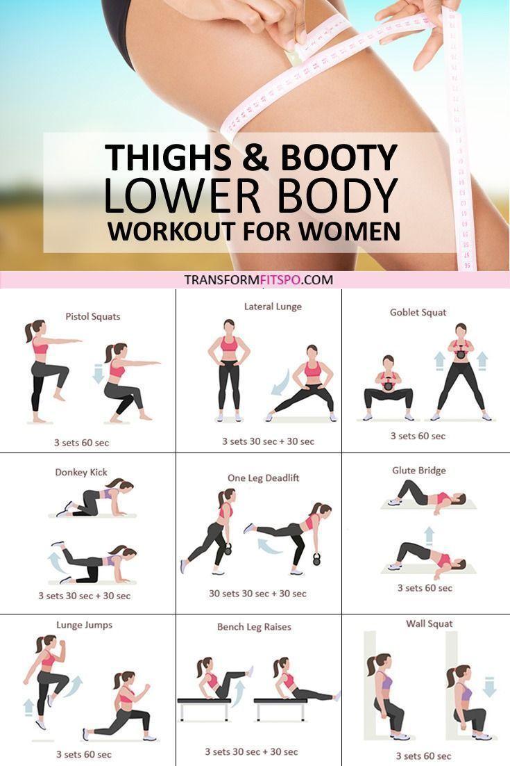 ? Sexy Summer Full Leg Workout - Lower Body Workout for Women - Transform Fitspo