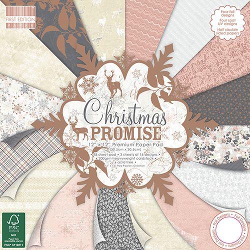 Christmas Scrapbooking Supplies