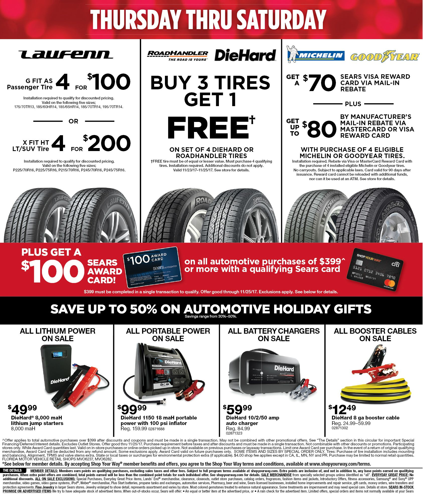 Sears Black Friday 2018 Ads and Deals