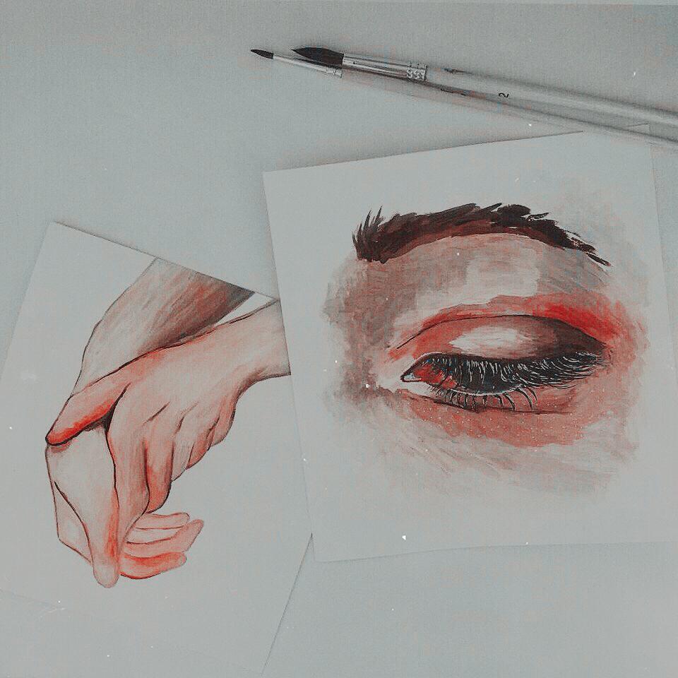 𝒑𝒊𝒏𝒕𝒆𝒓𝒆𝒔𝒕 𝒔𝒉𝒚𝒚𝒋𝒆𝒐𝒏𝒈 Aesthetic Art Art Hoe Aesthetic Art Painting