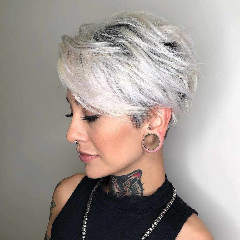 Pin On Pixie Hairstyle
