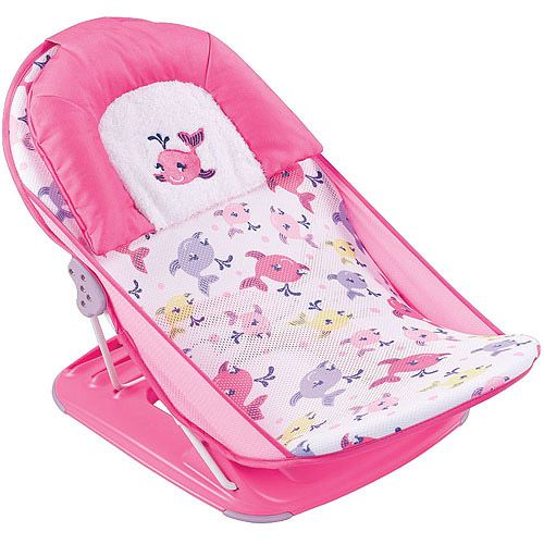 Summer Infant Mother S Touch Deluxe Baby Bather Whale