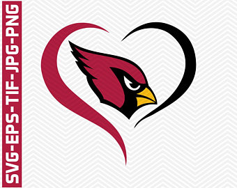 Arizona Cardinals Svg Etsy Arizona Cardinals Logo Arizona Cardinals Cardinals