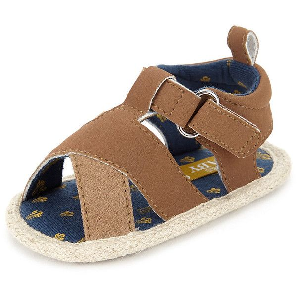 Cross Over Riptape Sandals M\u0026S