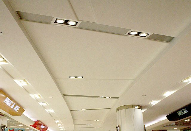 Dasal S Matrix Fixtures Featured In The Duty Free
