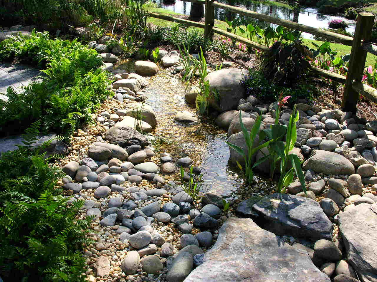 Bon Rock Flower Garden Designs | Photos Of The Small Rock Garden Designs