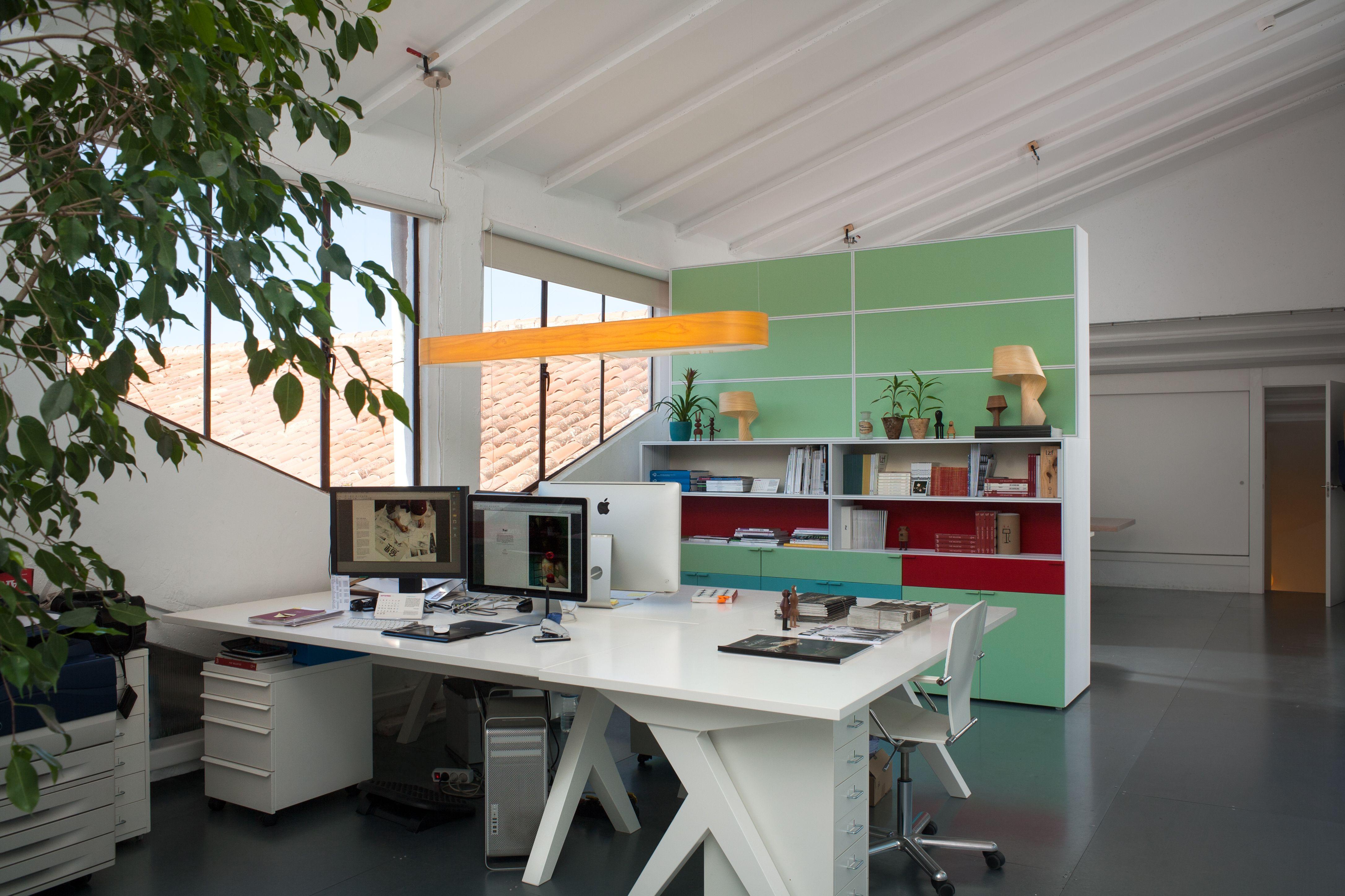 Armario Estanteria Autoportante Separador De Ambientes Oficina  ~ Estanteria Separadora De Ambientes