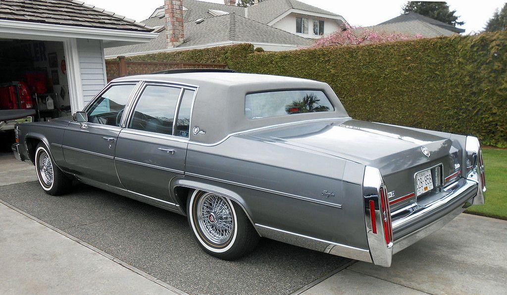 1989 Cadillac Brougham d'Elegance | Flickr - Photo Sharing! | caddy