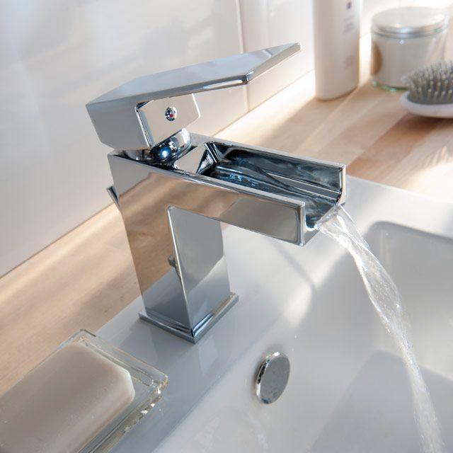 mitigeur lavabo cascade azola castorama - Robinet Salle De Bain Castorama