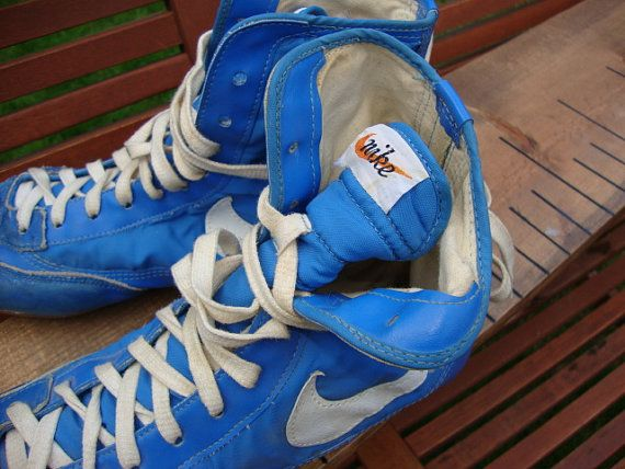 Vintage Nike Greco Early 70 S 7274 Wrestling White By Simplemiles 240 00 Wrestling Shoes Vintage Nike Etsy Clothes