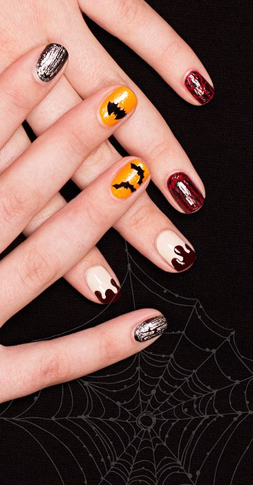 Get Ready For Halloween With Drop Dead Gorgeous Nail Color. Get Your Free  Halloween