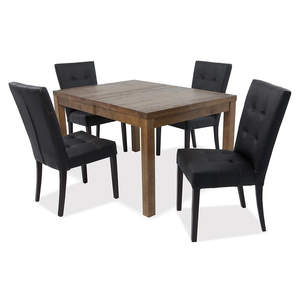 Ensemble de salle manger style rustique contemporain for Ensemble de salle a manger contemporain