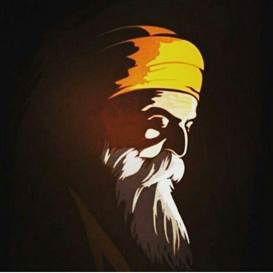 Sri Guru Nanak Dev Ji Guru Nanak Wallpaper Guru Nanak Photo Guru Nanak Ji Baba nanak hd wallpaper