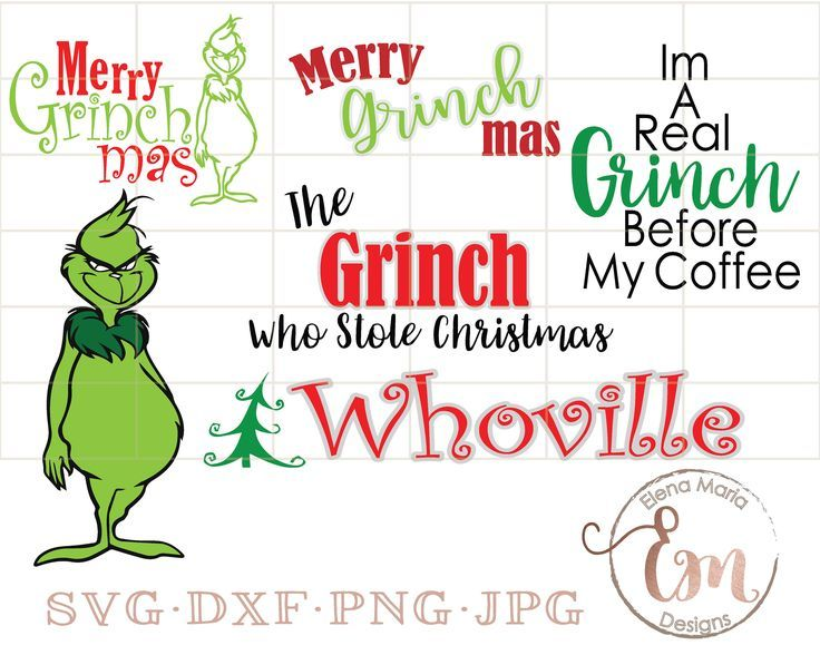 Download Image result for free grinch svg files | Grinch cricut, Cricut