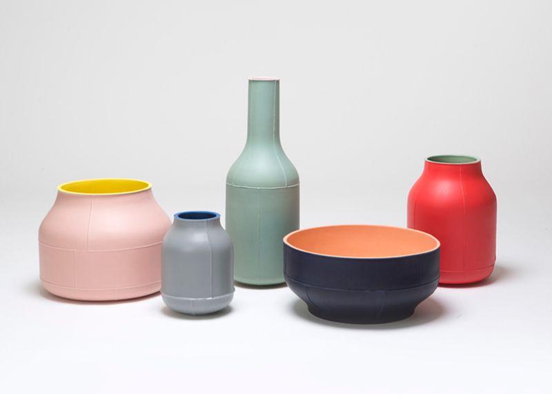 Manipulating A Traditional Ceramic Manufacturing Process Ceramic Design Ceramic Tableware Traditional Ceramics