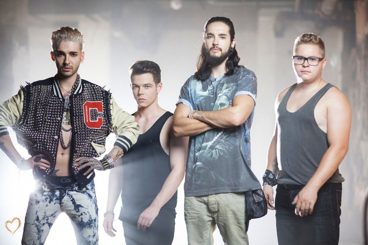Tokio Hotel 2015
