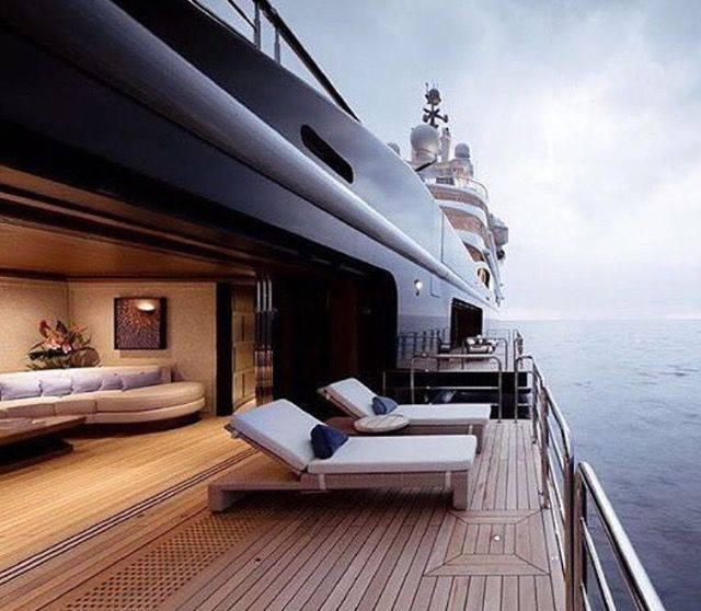 More for Interieur yacht