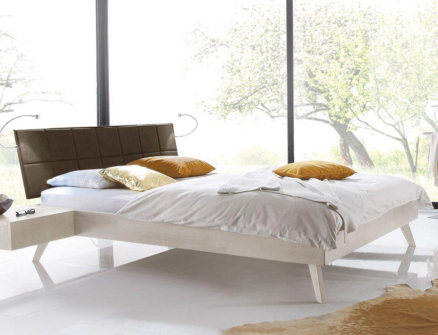 Pin von Betten.de auf Skandinavian Design in 2019 | Leather bed ...