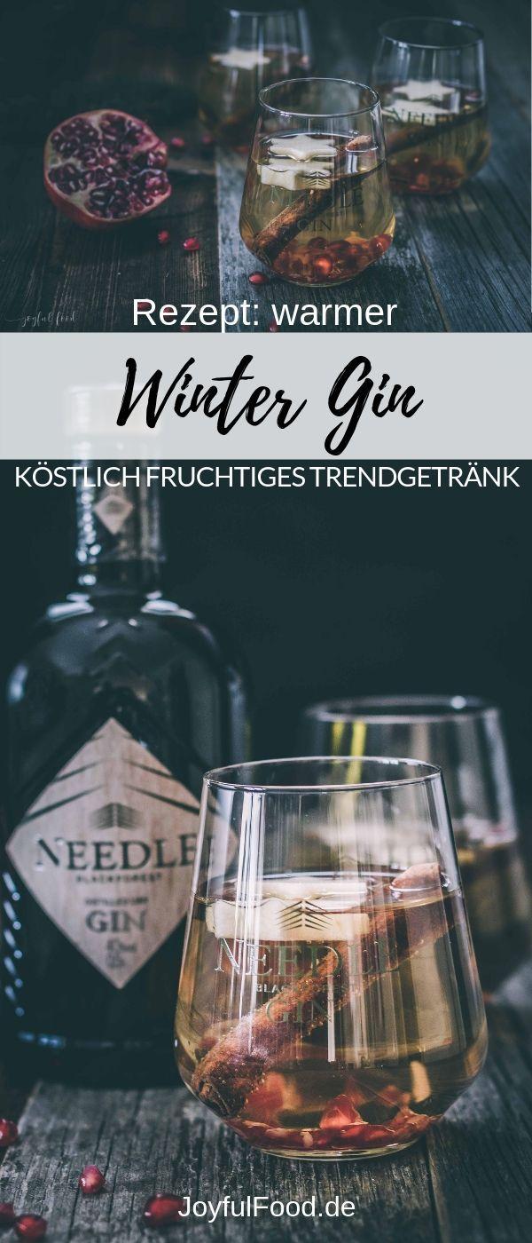 Photo of Warm winter gin: deliciously fruity with Needle Blackforest Gin | Joyful food
