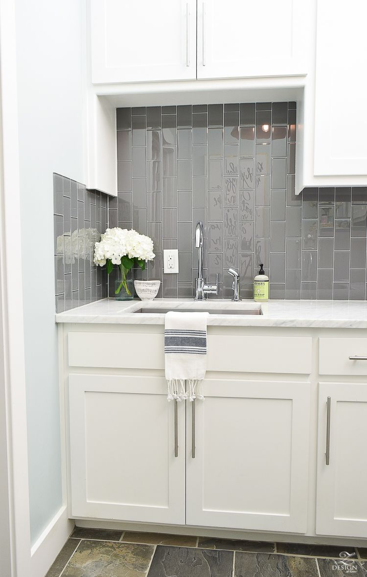 Pretty Functional Laundry Room Details Room Reveal Trendy