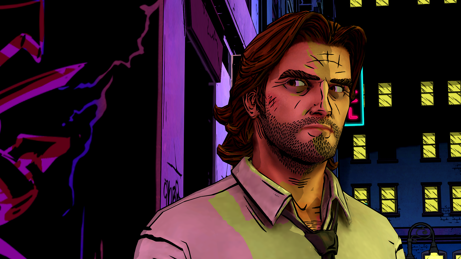 The Wolf Among Us Bigby Wolf The Wolf Among Us Future Games Episode
