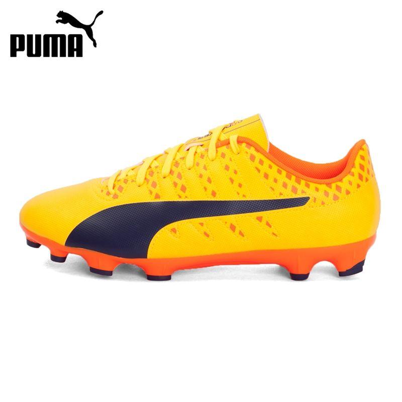 Original New Arrival 2017 PUMA evoPOWER Vigor 4 AG Men s Football Soccer  Shoes Sneakers c8b5ca0bd7a55