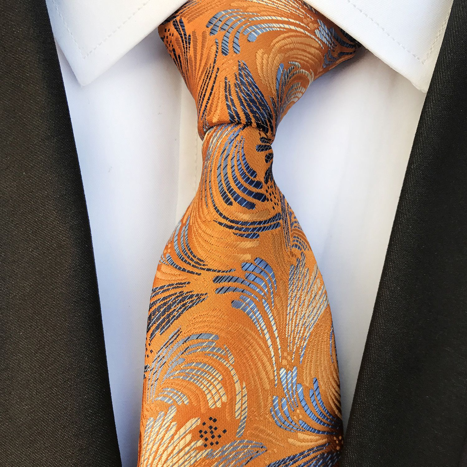 If clothes make the man, then the right tie makes him