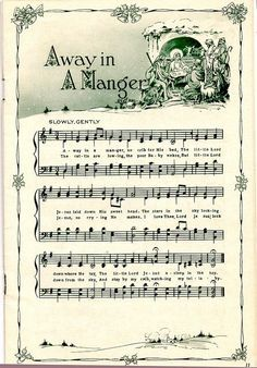 Free printable sheet music and much more on the site! Can use in a ...