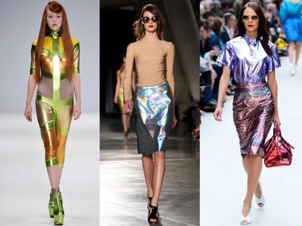 Schräg, funky, individuell - so funktioniert der neue Brit-Chic! 20 Trends für Frühjahr/Sommer 2013 - direkt von der London Fashion Week.