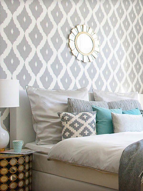 Tapeten: die schönsten Trends, Muster, Farben und Co. | Interiors