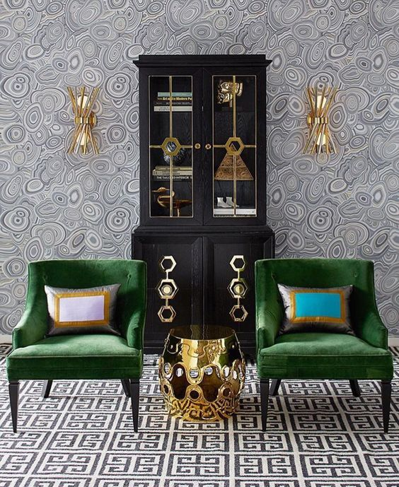 The Best Of Luxury Chair Design In A Selection Curated By Boca Do Lobo To Inspire Interior Designers Looking To Living Decor Interior Design Living Room Decor