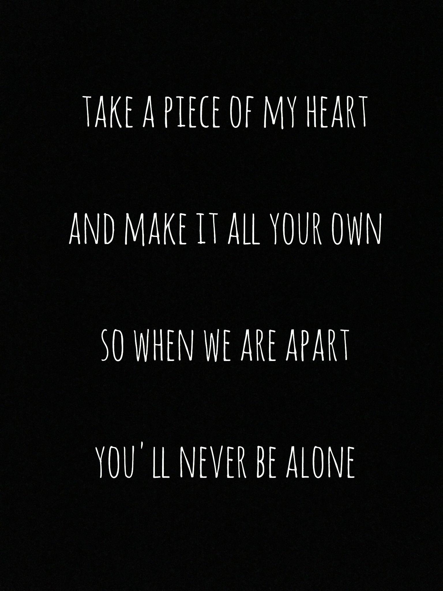 Shawn Mendes Never Be Alone Song Lyrics Pinterest Frases