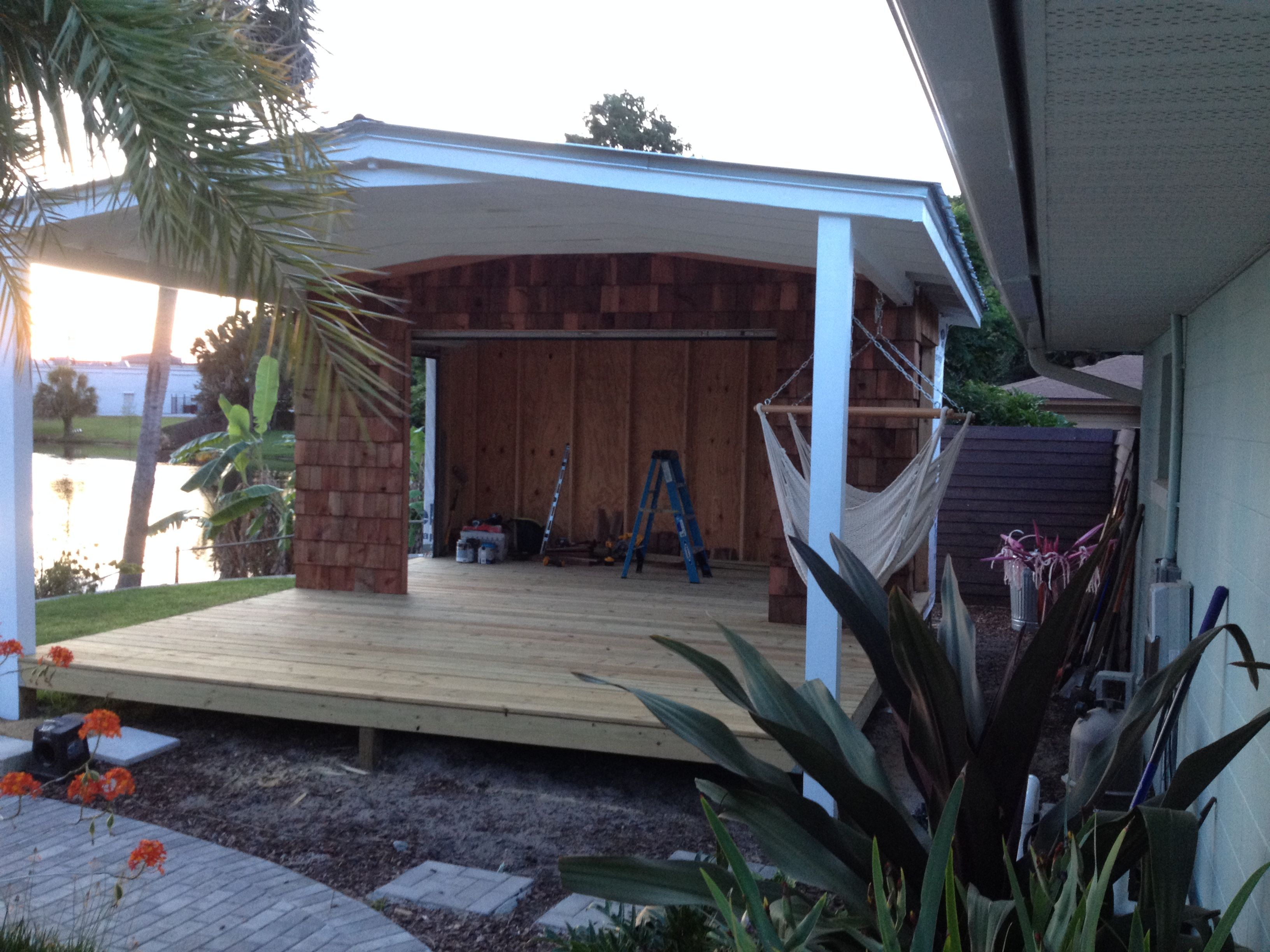 Pin by Ohana Outdoor Living on Pool & Cabana Build 2013 by