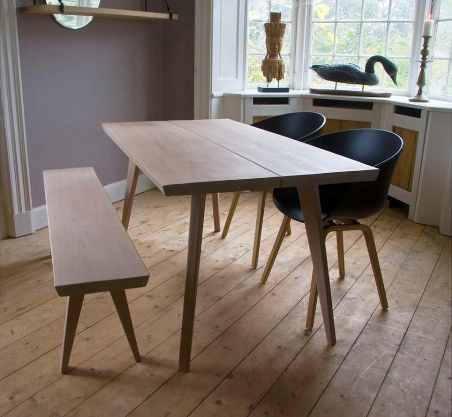 ege plankeborde, plankebord, langbord, planker, egeplanker, egetræ, design, egetræsbord ...